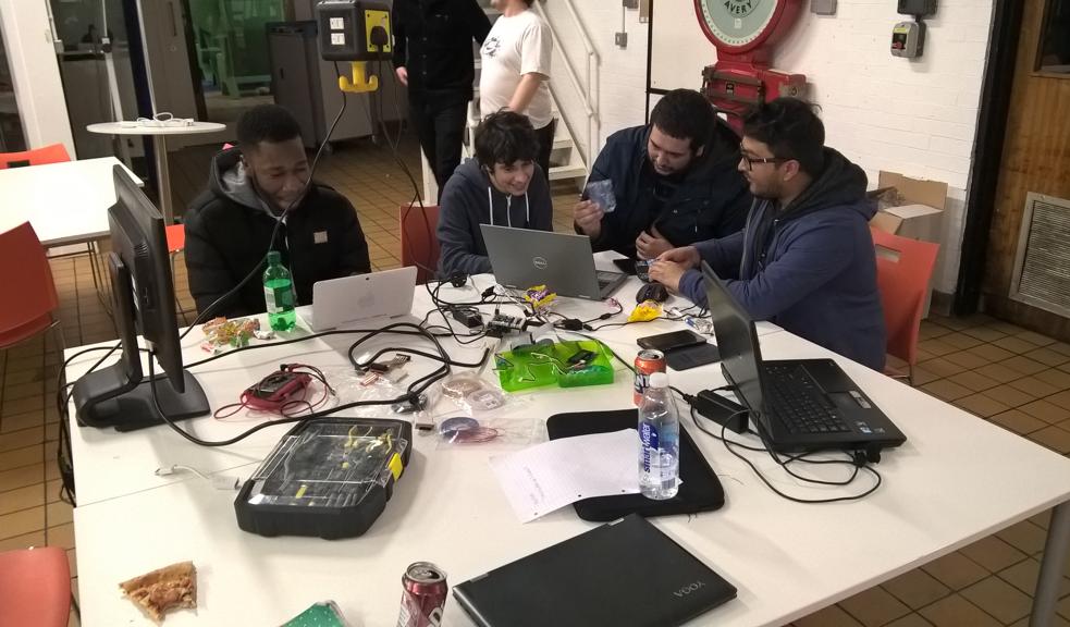 Air92 Student Live Project Workshop