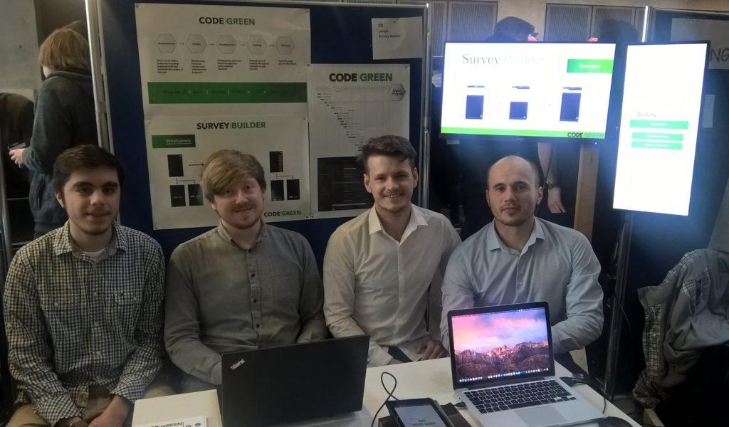 Codegreen Student Showcase