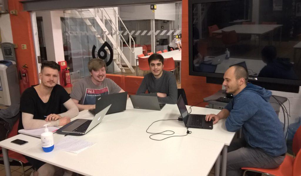 Student Live Project Workshop