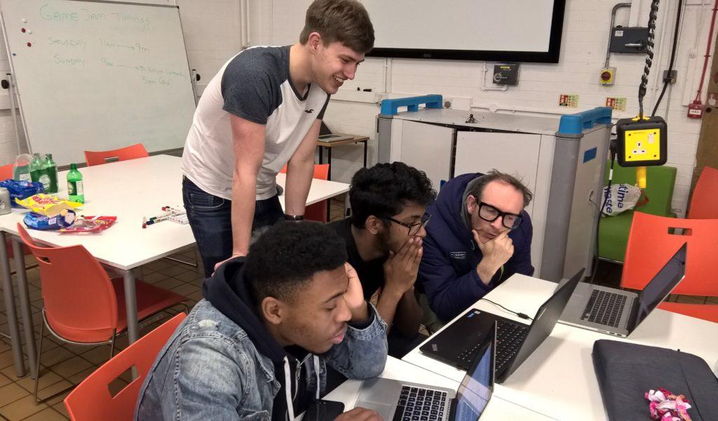 RachetC Student Live Project Workshop