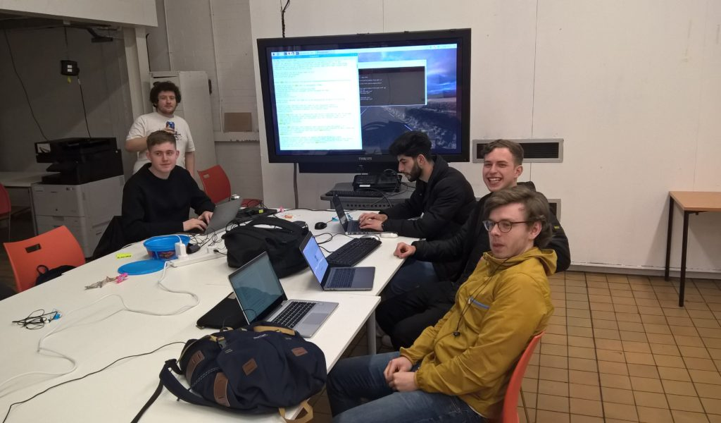 Secureup Student Live Project Group Workshop
