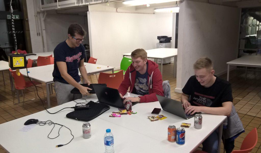 Sliding Tile Student Live Project Group Workshop