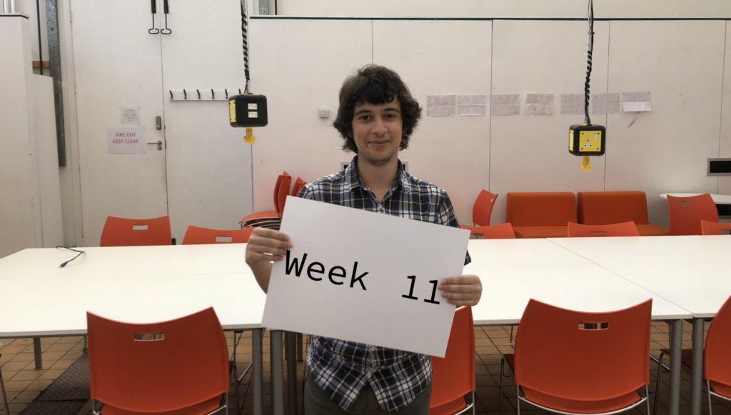 Yusof Week 11